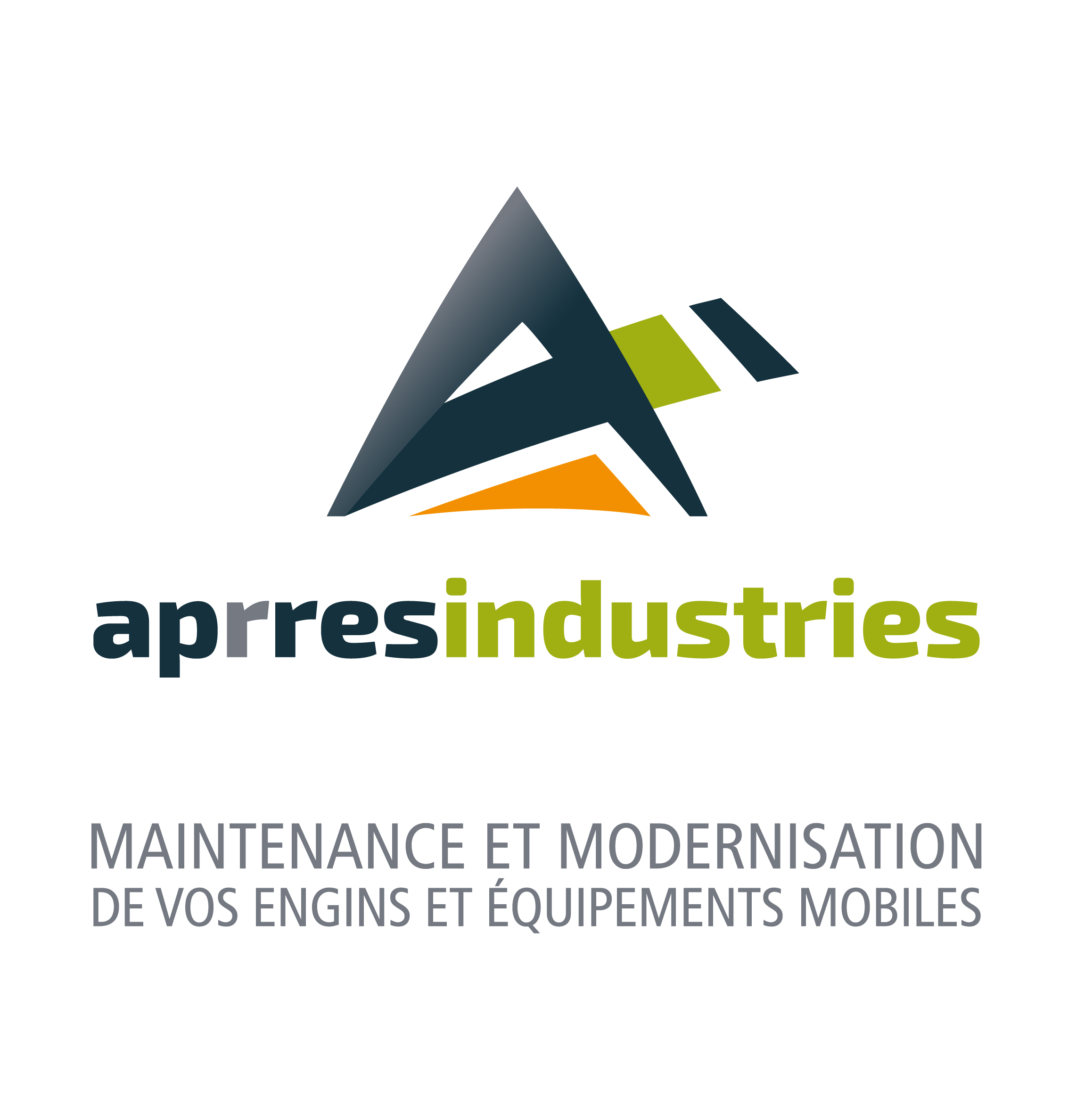 logo aprres industries RVB